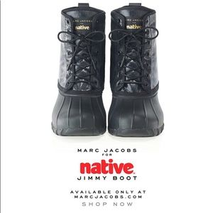 RARE Marc Jacobs x Native Duck Boots ☔️